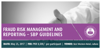 Fraud-Risk-Management-and-reporting-SBP-guidelines--Lahore