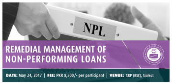 Remedial-Management-of-Non-Performing-Loans-SBP-(BSC),-Sialkot