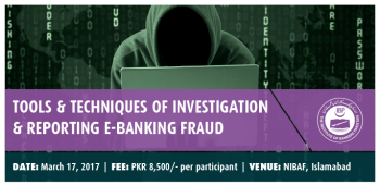 TOOLS & TECHNIQUES OF INVESTIGATION & REPORTING E-BANKING FRAUD