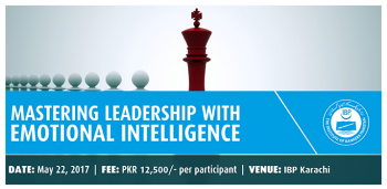 Mastering-Leadership-with-Emotional-Intelligence---May-22,-2017---Karachi