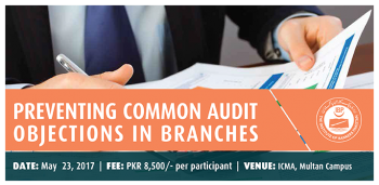 Preventing-Common-Audit-objections-in-branches-ICMA,-Multan-Campus