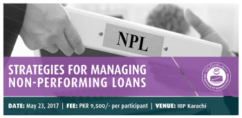 Strategies-for-Managing-Non-Performing-Loans---May-23,-2017---Karachi